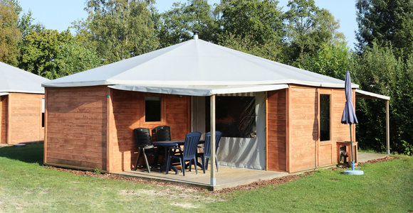 Glamp Home 4 persoons