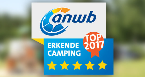 ANWB Top camping 2017!